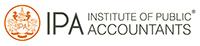 I.P.A accountants logo